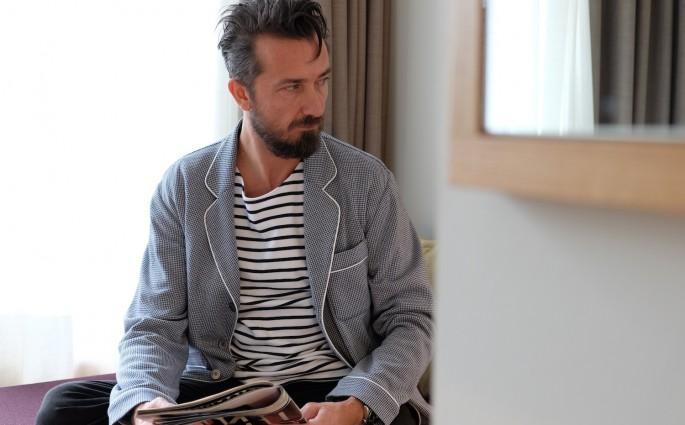 Neues Musthave Pyjama-Jacke