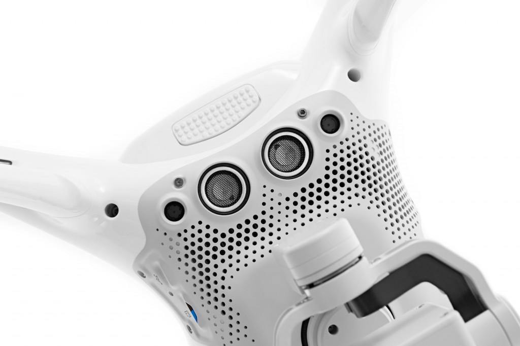 Die Sensoren der Phantom 4