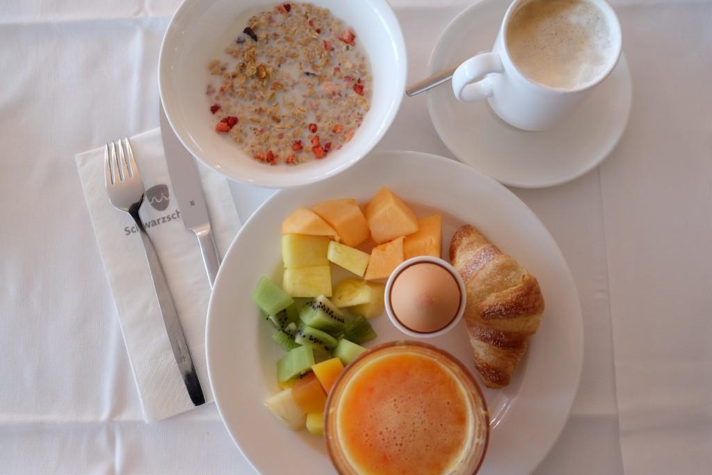 Lecker Frühstück!