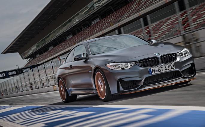 Der BMW M 4 GTS ist der perfekte Rennwagen