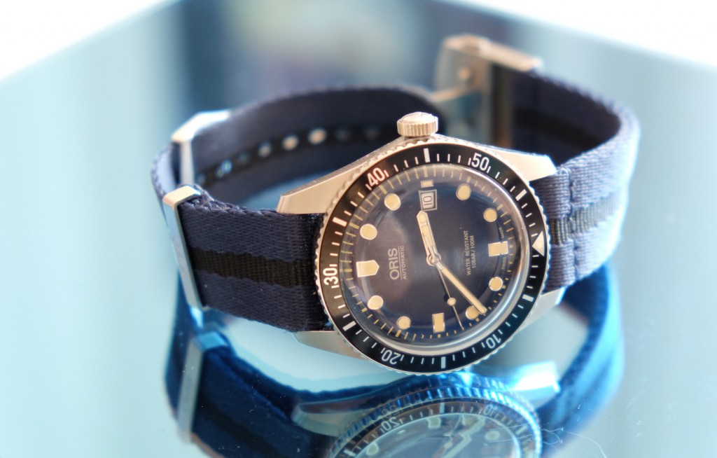 Für mich ein Musthave -die Oris Divers Sixty Five