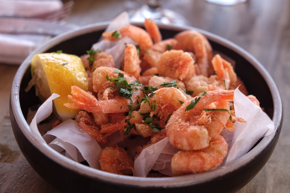 Shrimps Scorpios Mykonos
