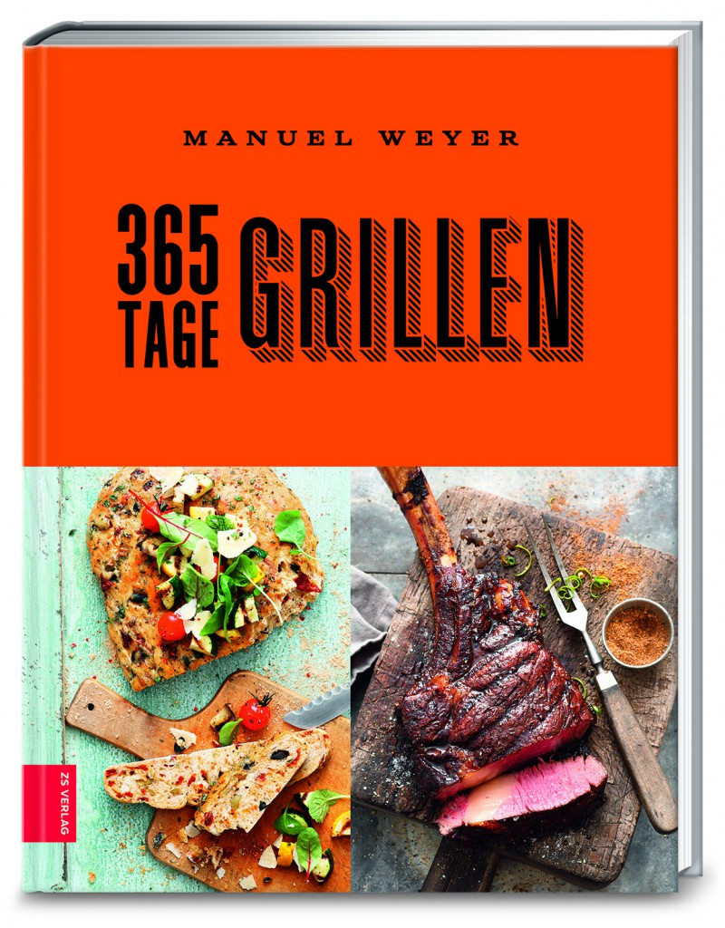 Ein Buch für Grill-Aficionados