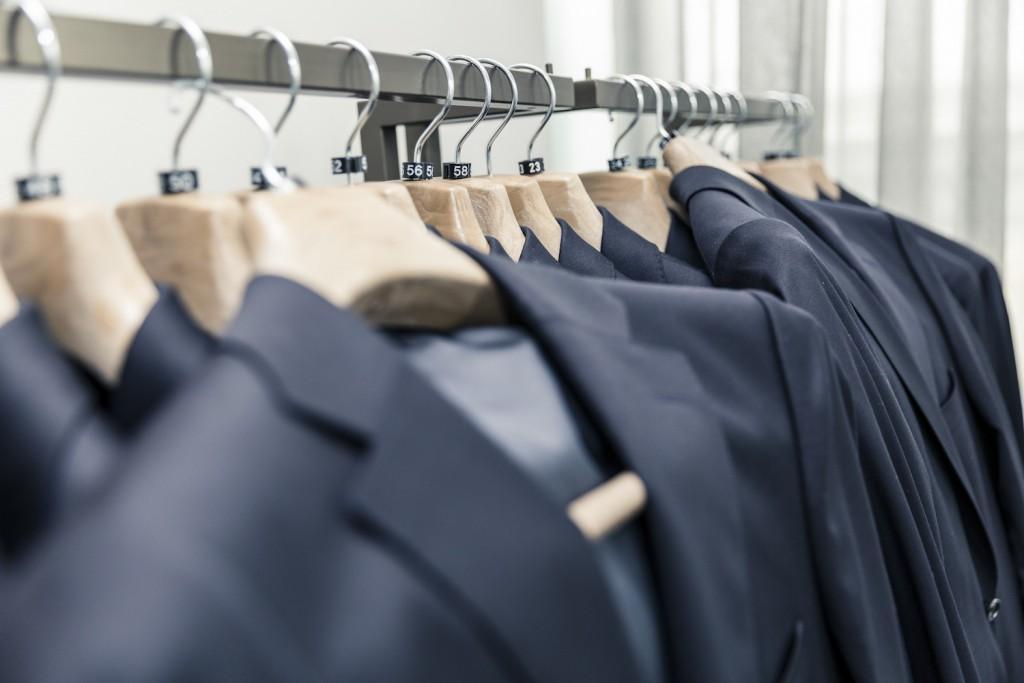Ein Anzug muss Klasse haben!