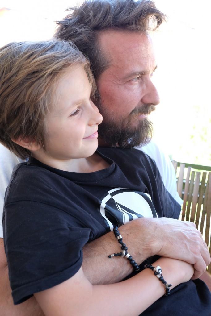 Musthave: ein Armband für Vater und Sohn