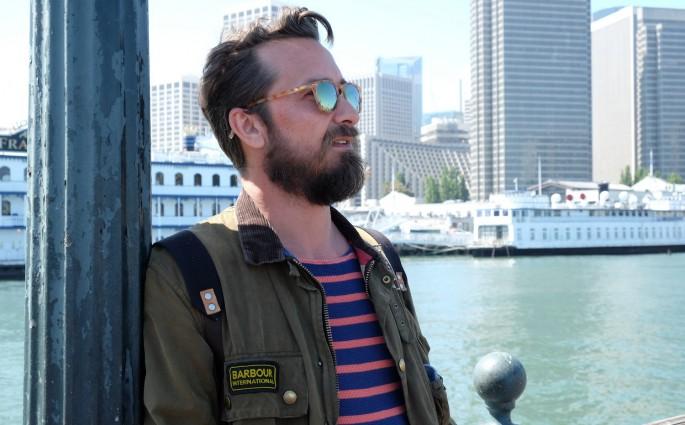 Schöne Kulisse - der Hafen von San Francisco