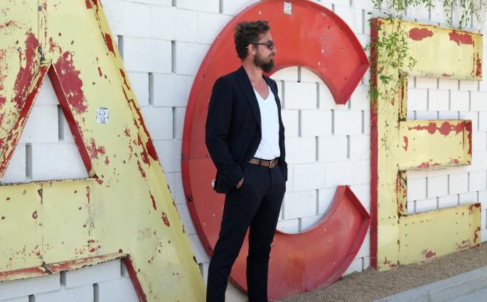 Macht doch eine gute Figur: der Anzug von Eduard Dressler