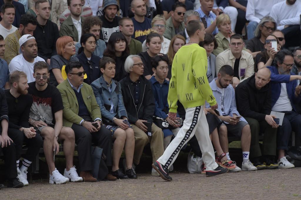 Gosha Rubchinskiy Menswear Guest Designer @ Pitti Uomo 90