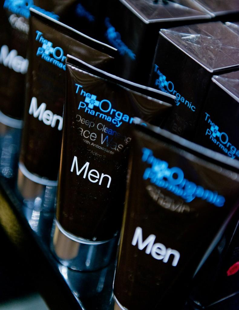 Feines für Männerhaut