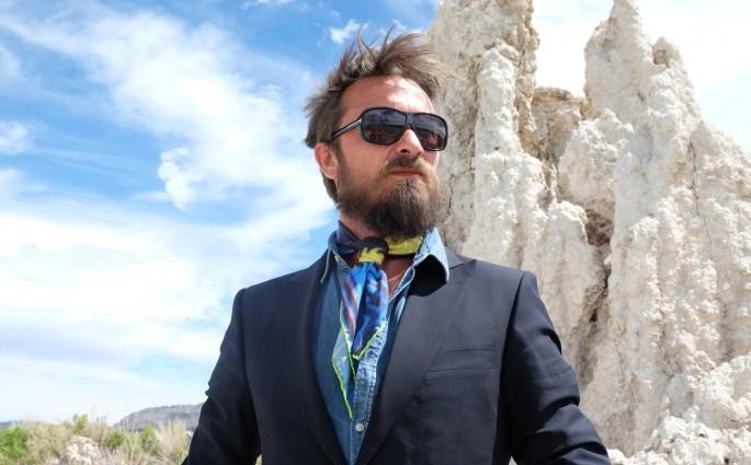 Musthave für Gentlemen: ein Bandana