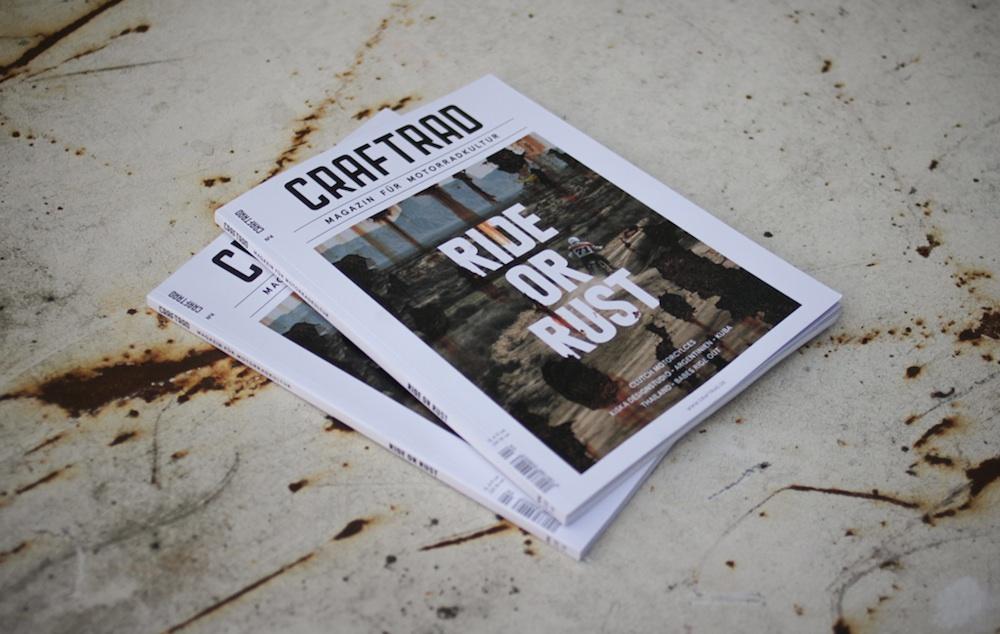 Genial gemacht: Das Craftrad Magazin No. 4