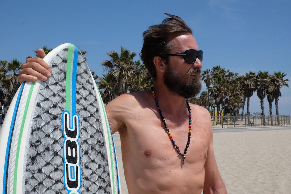 Ein Surfer braucht eine coole Kette, ist doch klar!