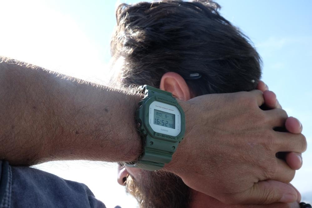 Die Uhr für einen echten Kerl...