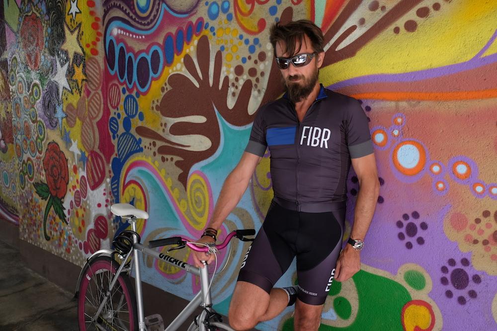 Tolle Radelklamotten, auch für Mountainbiker