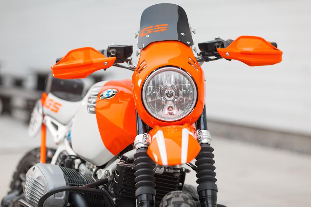 Cooles Teil: BMW Motorrad Concept Lac Rose
