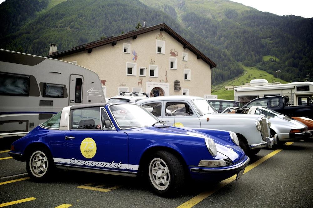 Eine Rallye der besonderen Art...