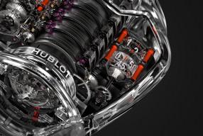 Luxus-Chrono: Hublot MP-05 LaFerrari Sapphire