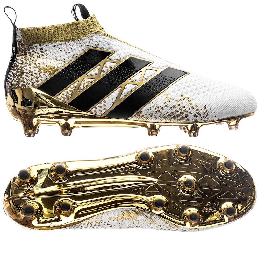 Der Kicker-Schuh mit dem gewissen Bling!
