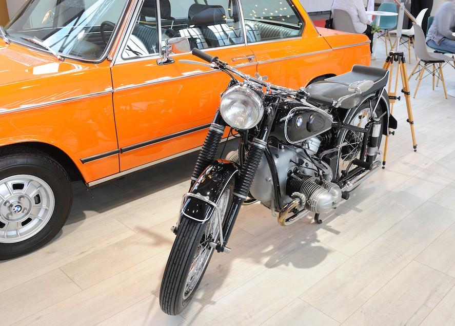 BMW-Fahrzeuge aus meiner Jugend...