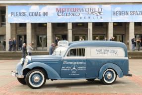 Good old times: Motorworld Classics Berlin