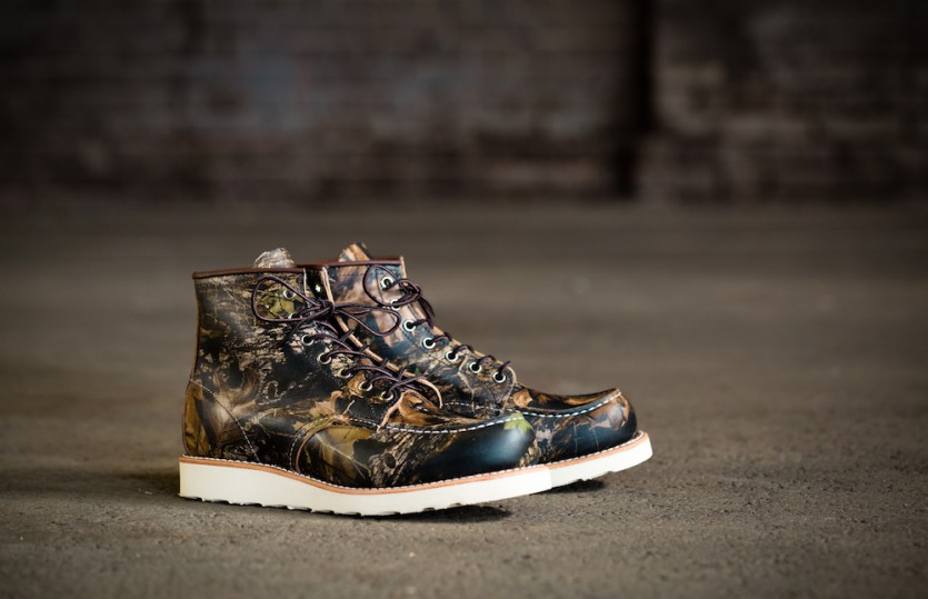 Herbstblues: Red Wing Heritage Style 8884