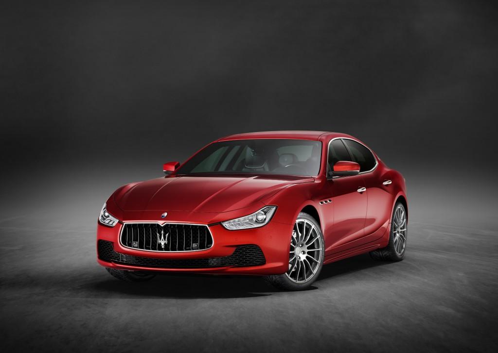 Ein Traum von einem Auto: der Maserati Ghibli