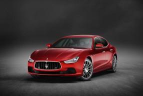 Business-Klasse: Maserati Ghibli