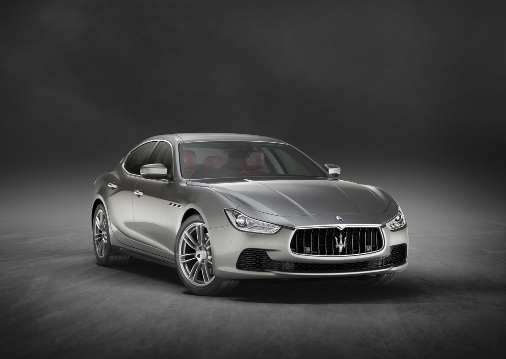 Edles Gefährt: der Maserati Ghibli