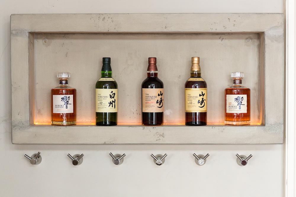 Feinster Whiskey - aus  Japan!
