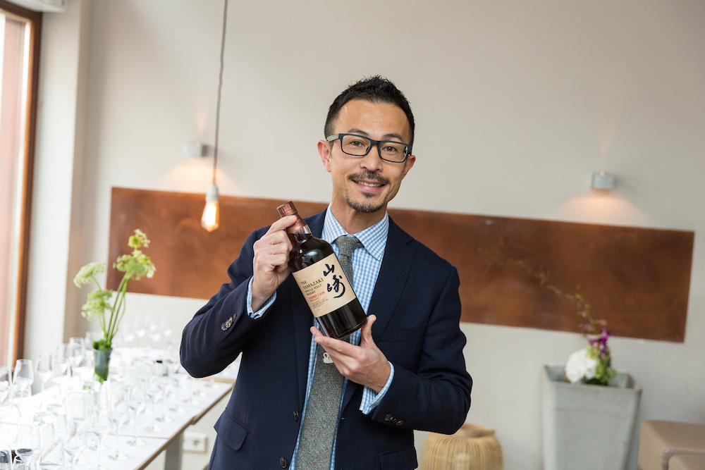 Der Mann vom Fach: Whiskey-Kenner Tatsuya