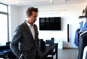 Finest Menswear: Hausbesuch bei Eduard Dressler