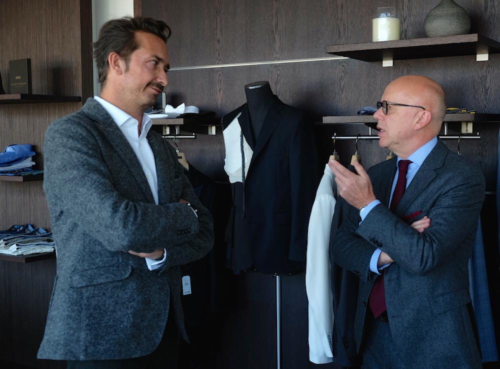 Im Gespräch mit Geschäftsführer Dieter Reinert