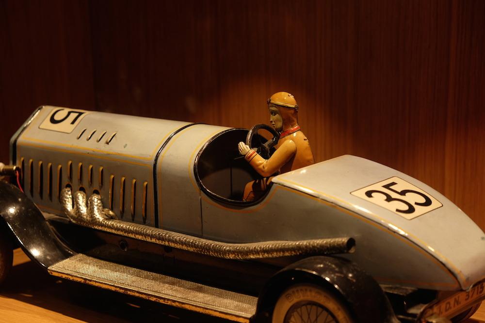 So sahen Spielzeug-Autos im 20. Jahrhundert aus