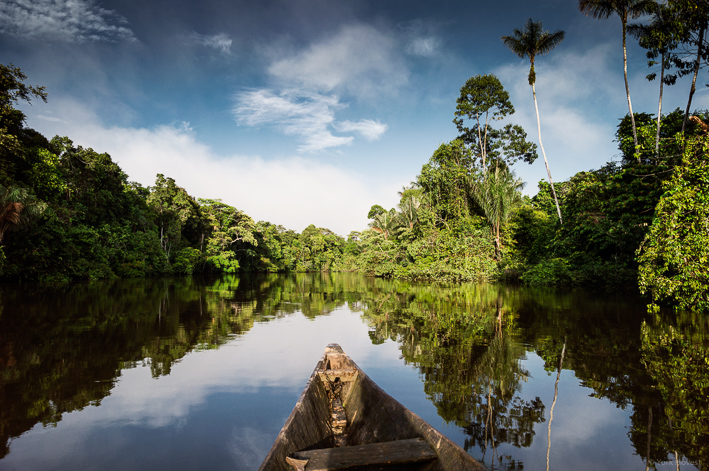 Der Amazonas - ein Fluss wie eine Verheißung