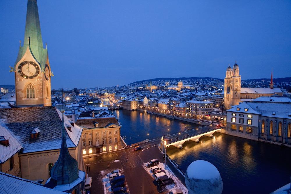 Zürich: Eine meiner Lieblingsstädte in Europa