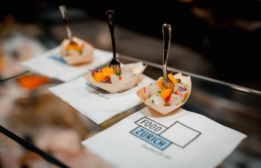 Kulinarischer Hotspot: Zürich