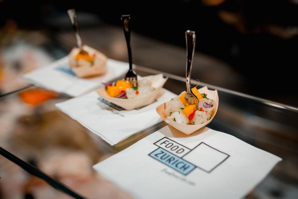 Zürich - auch kulinarisch ein Hotspot