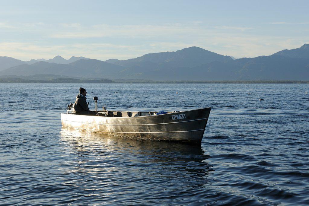 Für der schönste See Bayerns: der Chiemsee