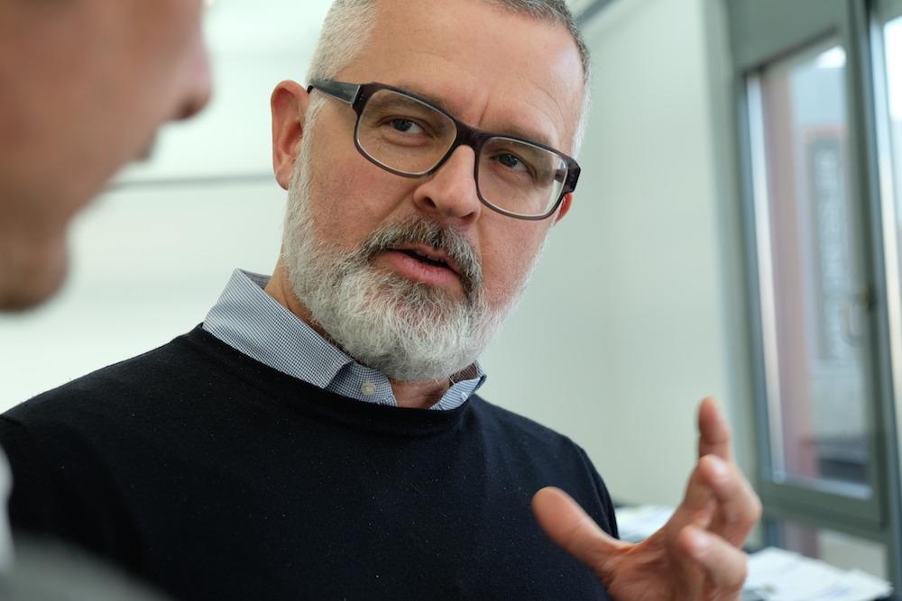 Kreativer Kopf: Head of Design Christian Braun