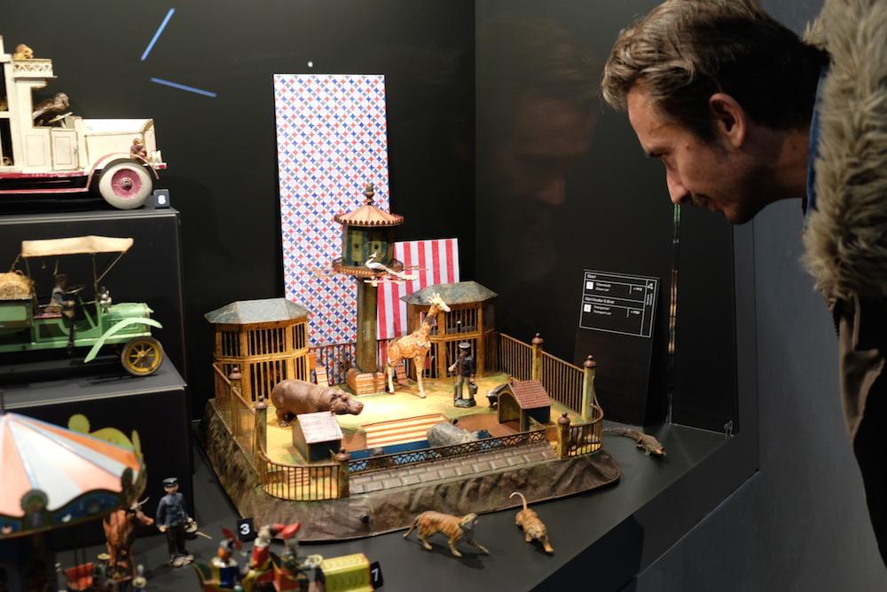 Spielzeug aus Kindertagen - im TraumWerk