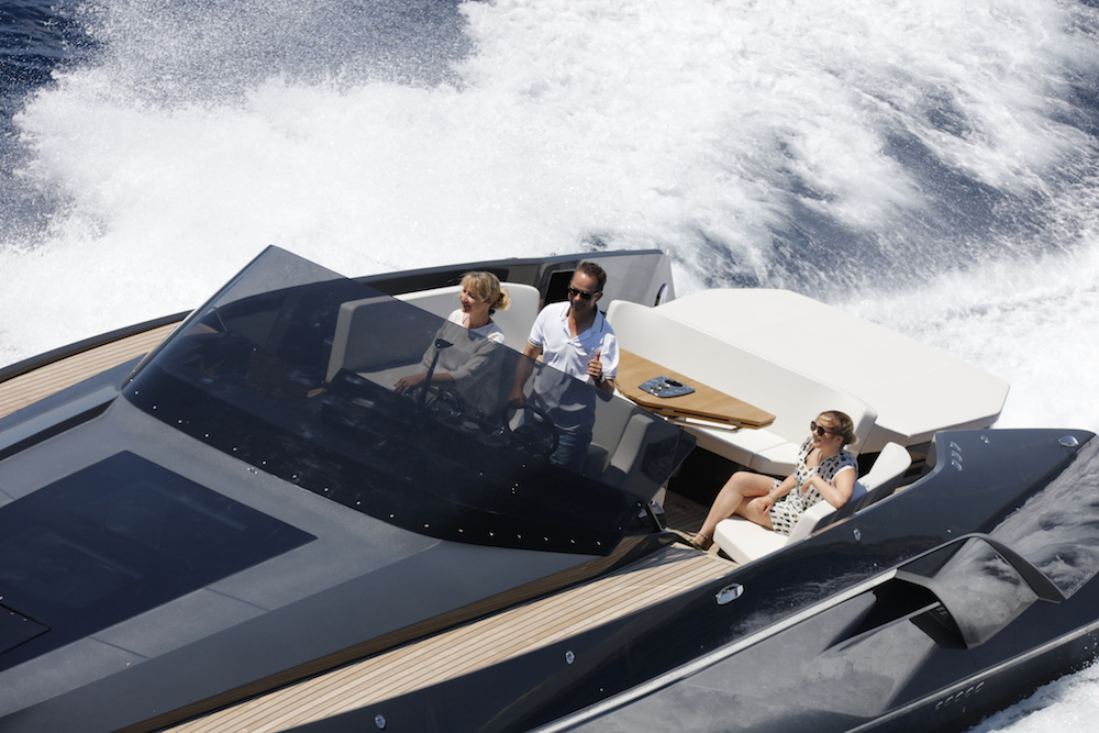 Die Frauscher Demon 1414 - ein Traum von einem Boot