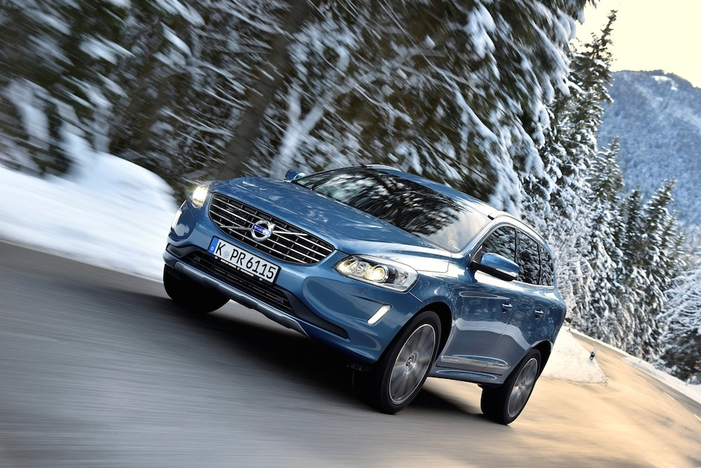 Der neue Volvo XC60 ist praktisch, zuverlässig und mit einem bestechenden Design