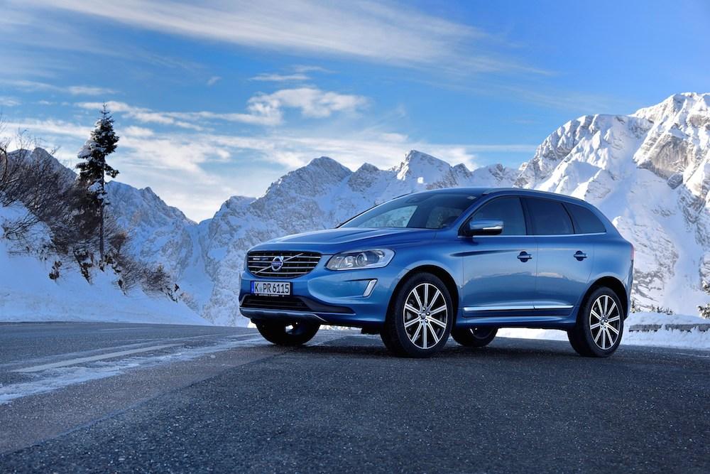 Skandinavisches Fahrvergnügen: Volvo XC60