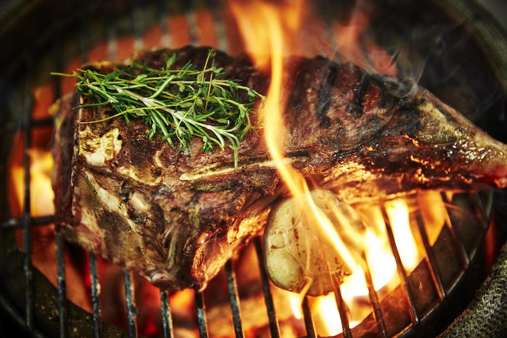 Steaks vom Feinsten - und aus der Region!
