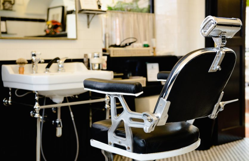 Capri Style: Carthusia Barber Shop
