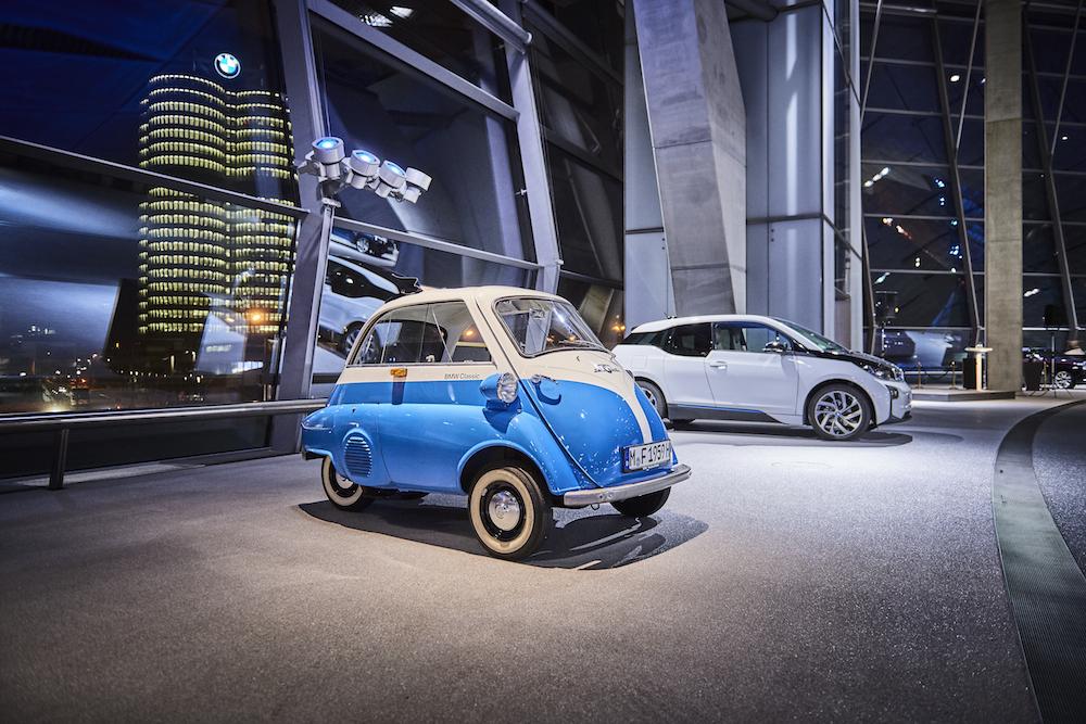 Autos und Ausblick - genial!