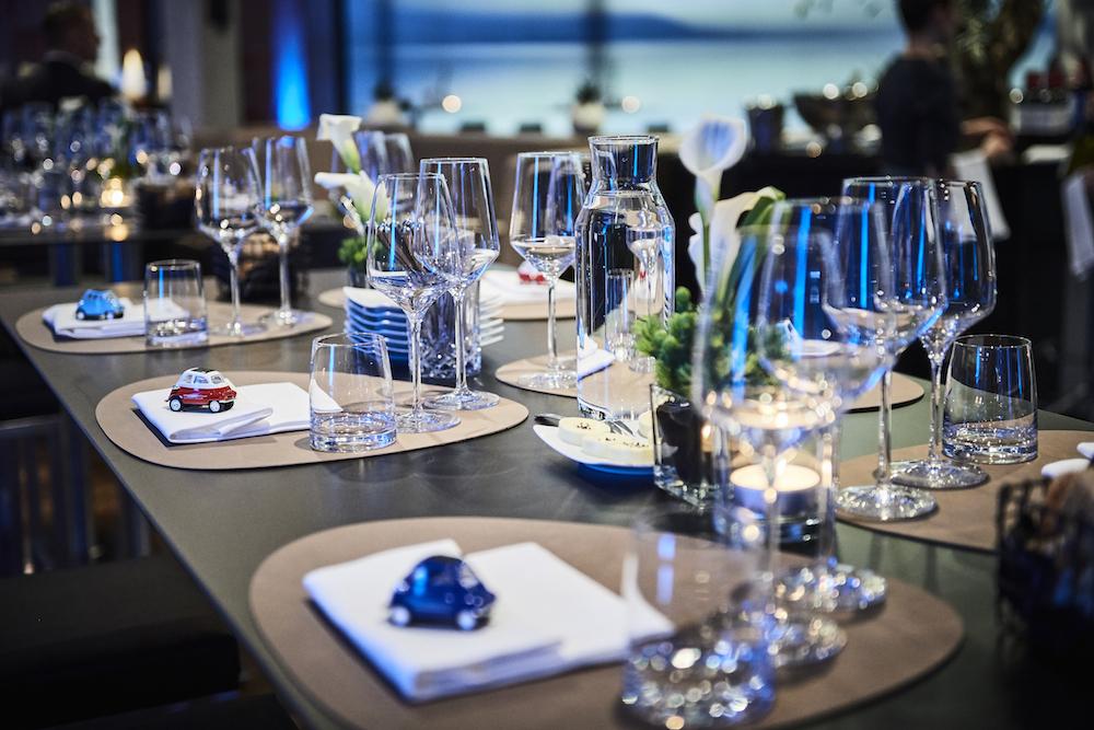 Die perfekte Location für Firmen-Events oder Feiern