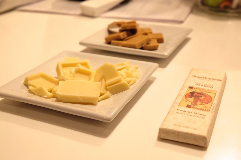 Weiße Schokolade ist eigentlich nur Kakaobutter
