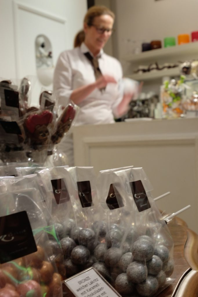 Kerstin Weise lebt die Leidenschaft für Schokolade