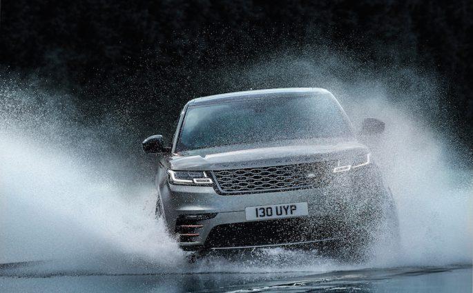Ein Traum von einem SUV: Der Range Rover Velar